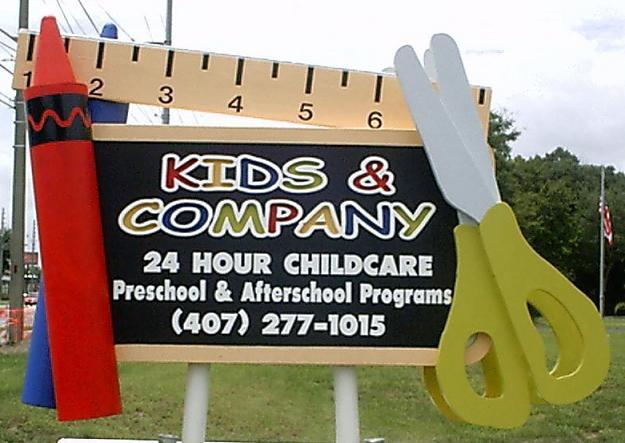 choosing the best orlando daycare center