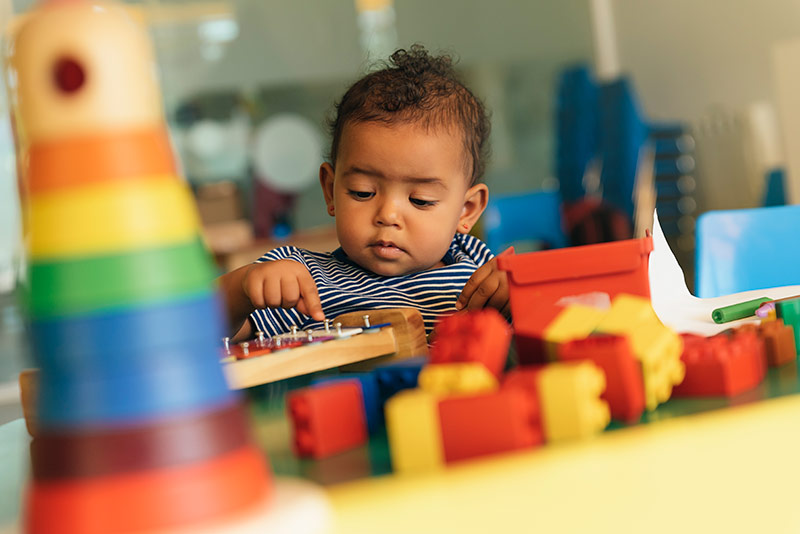 Infants and Toddlers Day Care in Orlando