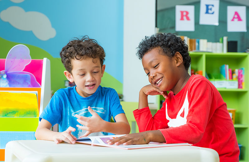 Benefits of Early Education at Kids and Company Daycare in Orlando, FL